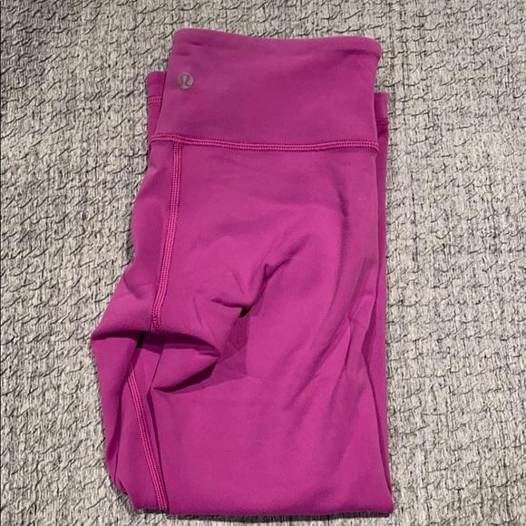 lululemon athletica Pants - Lululemon Double-Sided Leggings